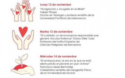 El ITM de Murcia organiza las II Jornadas de Doctrina Social de la Iglesia